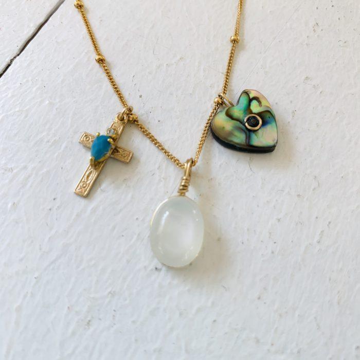 joaillerie moonstone diamants