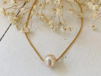 Joaillerie perle naturelle
