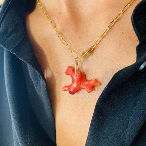 nynybird corail diamant