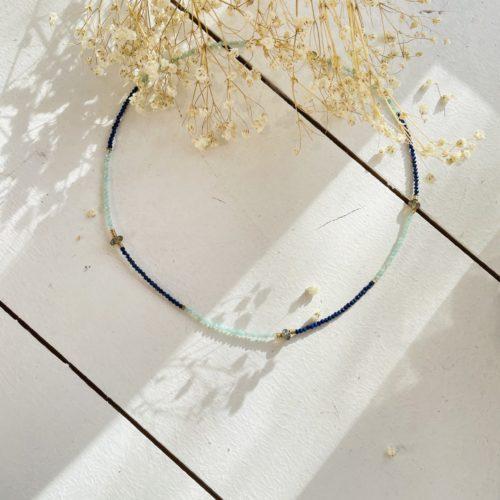 Collier Oreste, Nynybird créatrice de bijoux